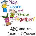 ABC & 123 Learning Center Logo