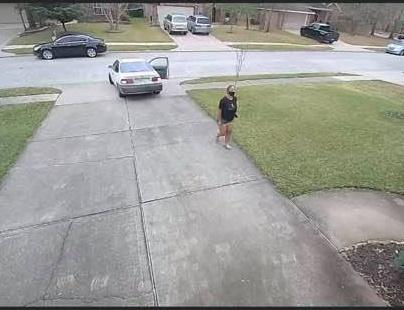 Constables Seek Help Identifying Porch Pirates