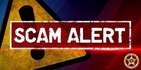 Constable Mark Herman's Office Warns of Scams