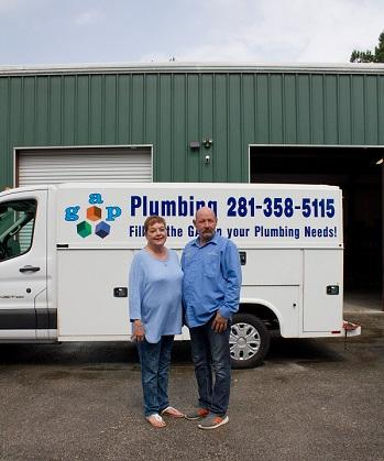 Interview with Glen and Teri Powdrill of GAP Plumbing